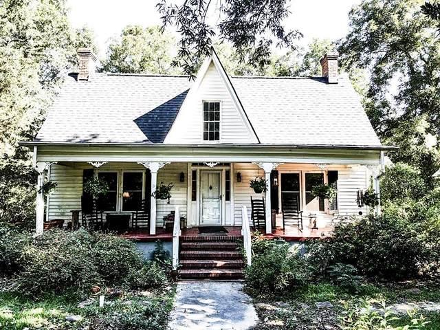 213 Davidson Street, Crawfordville, GA 30631 (MLS #475630) :: RE/MAX River Realty