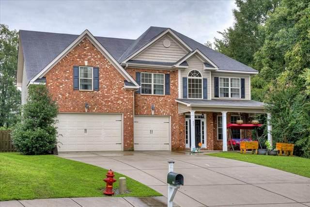 401 Keesaw Glen, Grovetown, GA 30813 (MLS #475655) :: REMAX Reinvented | Natalie Poteete Team