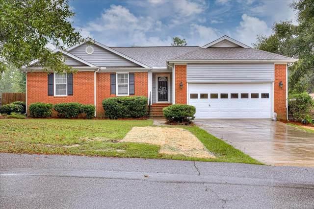 609 Fairway Drive, New Ellenton, SC 29809 (MLS #475656) :: For Sale By Joe   Meybohm Real Estate