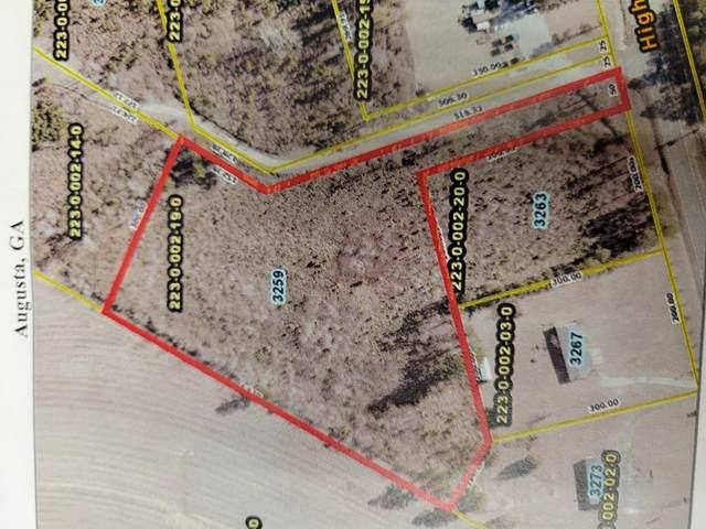 3259 Highway 88, Blythe, GA 30805 (MLS #475671) :: RE/MAX River Realty