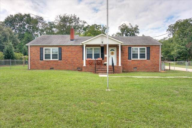 3509 Trolley Line Road, Aiken, SC 29801 (MLS #475673) :: Better Homes and Gardens Real Estate Executive Partners
