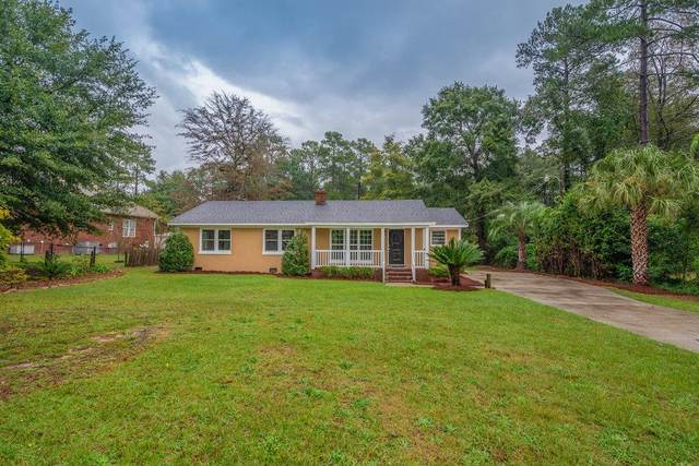 125 Pinewood Road, North Augusta, SC 29841 (MLS #475674) :: Southeastern Residential