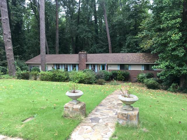 3069 Hillsdale Drive, Augusta, GA 30909 (MLS #475719) :: Young & Partners