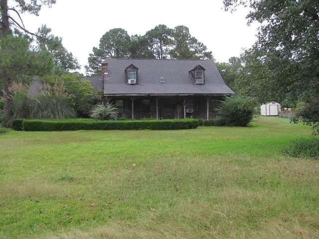 170 Live Oak Drive, Waynesboro, GA 30830 (MLS #475724) :: REMAX Reinvented | Natalie Poteete Team