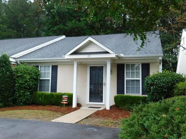 64 Charlestowne Drive, Augusta, GA 30907 (MLS #475727) :: McArthur & Barnes Group | Meybohm Real Estate