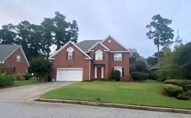318 Gardenia Drive, Evans, GA 30809 (MLS #475728) :: Shaw & Scelsi Partners