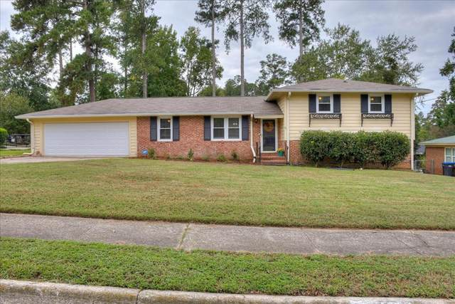3326 Thread Needle Road, Augusta, GA 30907 (MLS #475732) :: McArthur & Barnes Group | Meybohm Real Estate