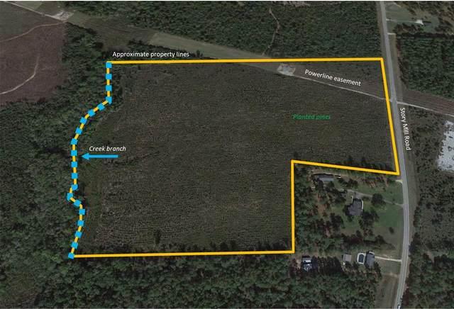 00 Story Mill Road, Keysville, GA 30816 (MLS #475740) :: REMAX Reinvented | Natalie Poteete Team