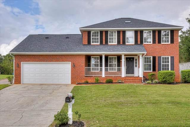 4517 Crosland Drive, Evans, GA 30809 (MLS #475809) :: Melton Realty Partners