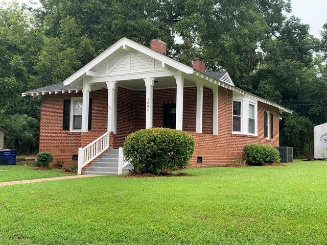 1006 Circle Drive, Edgefield, SC 29824 (MLS #475822) :: Tonda Booker Real Estate Sales