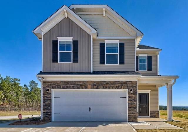1182 Sapphire Drive, Graniteville, SC 29829 (MLS #475824) :: Shaw & Scelsi Partners