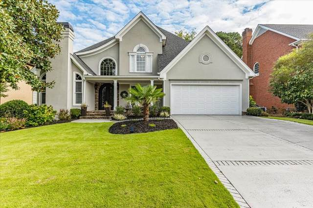 3687 Bay Point, Martinez, GA 30907 (MLS #475833) :: Young & Partners