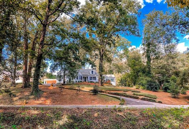 2313 Laurel Lane, Augusta, GA 30904 (MLS #475844) :: Shannon Rollings Real Estate