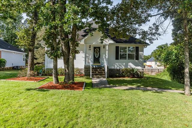 110 Mallard Lake Drive, Aiken, SC 29803 (MLS #475849) :: For Sale By Joe   Meybohm Real Estate