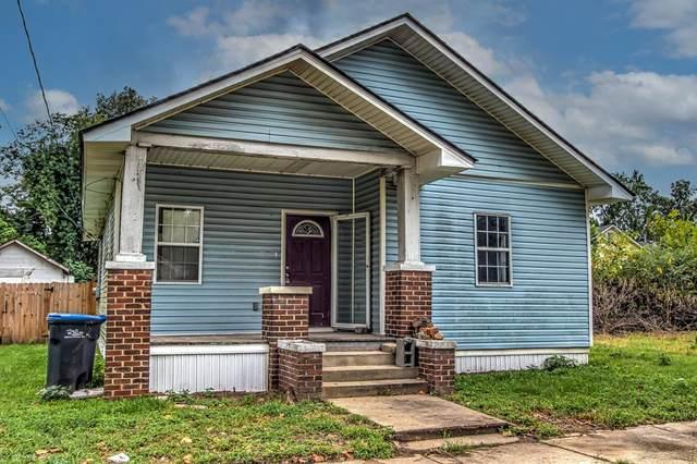 112 1st Street, Augusta, GA 30901 (MLS #475864) :: Tonda Booker Real Estate Sales