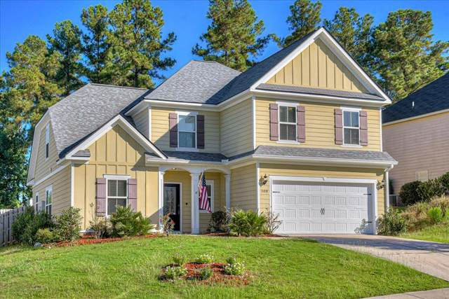 508 Split Pine Trail, Evans, GA 30809 (MLS #475871) :: Shaw & Scelsi Partners