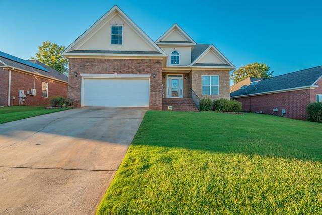 534 Great Falls Drive, Grovetown, GA 30813 (MLS #475893) :: Shannon Rollings Real Estate