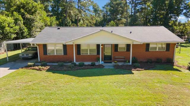 1608 Wylds Road, Augusta, GA 30909 (MLS #475901) :: Young & Partners