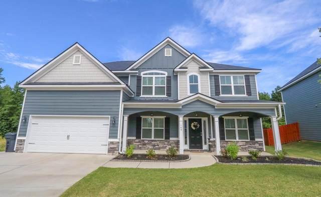 145 Clarinbridge Lane, Grovetown, GA 30813 (MLS #475908) :: Shannon Rollings Real Estate
