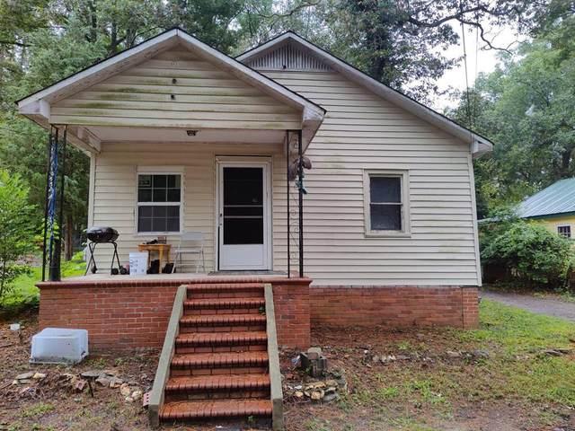 2818 Hazel Street, Augusta, GA 30909 (MLS #475909) :: Shannon Rollings Real Estate