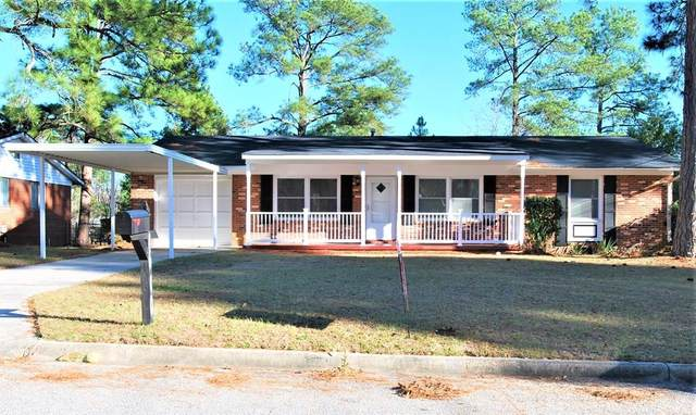 1610 Fairwood Drive, Augusta, GA 30909 (MLS #475921) :: Shaw & Scelsi Partners