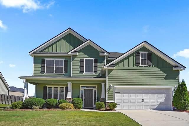 110 Clarinbridge Lane, Grovetown, GA 30813 (MLS #475922) :: Shaw & Scelsi Partners