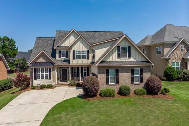 898 Woody Hill Circle, Evans, GA 30809 (MLS #475931) :: Shaw & Scelsi Partners