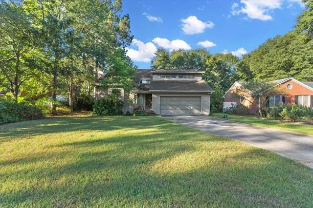 121 Woodbridge Drive, Aiken, SC 29801 (MLS #475935) :: Shaw & Scelsi Partners