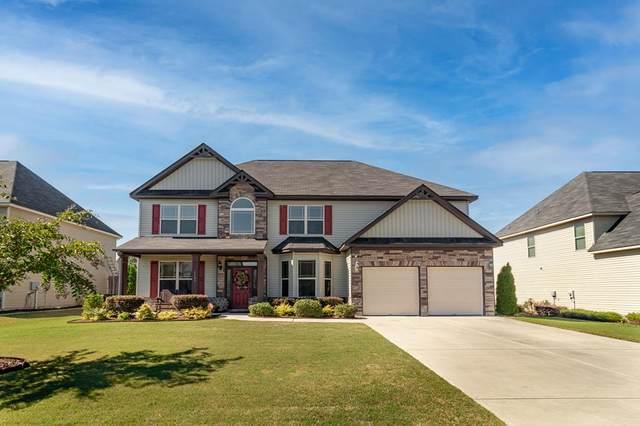 1141 Mccoys Creek Road, Grovetown, GA 30813 (MLS #475941) :: Rose Evans Real Estate
