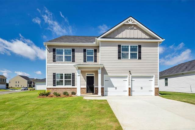 4055 Sorensten Drive, Aiken, SC 29803 (MLS #475959) :: Shaw & Scelsi Partners