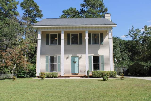 527 Hillcrest Drive, North Augusta, SC 29841 (MLS #475971) :: Melton Realty Partners