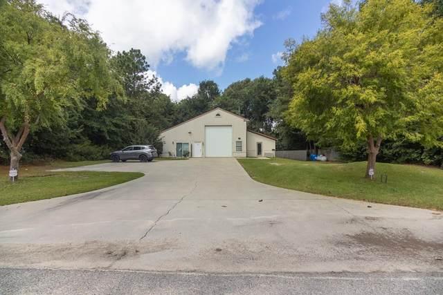 110 Crepe Myrtle Drive, Aiken, SC 29803 (MLS #475983) :: For Sale By Joe   Meybohm Real Estate