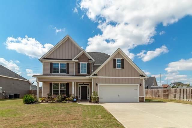 3424 Patron Drive, Grovetown, GA 30813 (MLS #475992) :: Melton Realty Partners