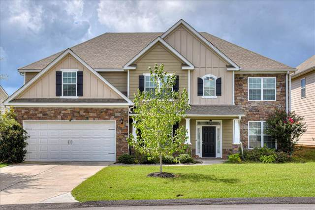 335 Bella Rose Drive, Evans, GA 30809 (MLS #476005) :: Melton Realty Partners