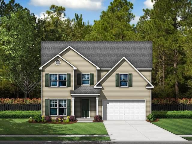 6156 Whirlaway Road, Graniteville, SC 29829 (MLS #476034) :: Southeastern Residential