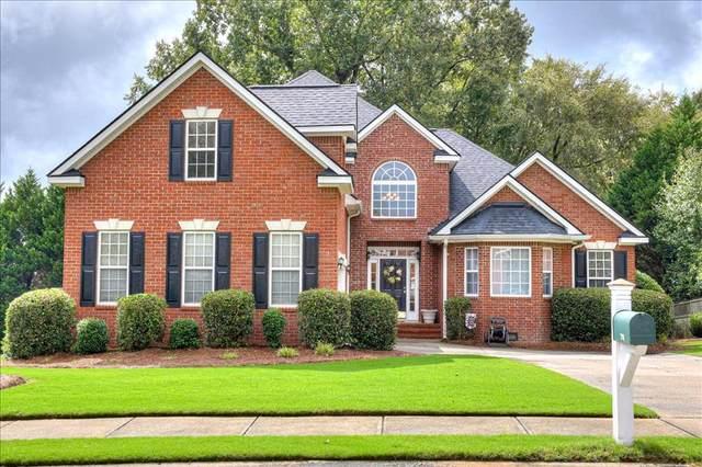 718 Avrett Circle, Evans, GA 30809 (MLS #476088) :: Shaw & Scelsi Partners