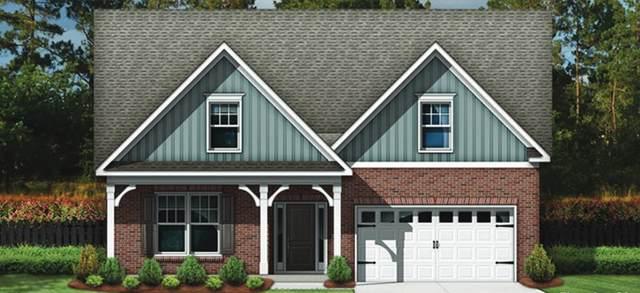 120 Fitzsimmons Drive, North Augusta, SC 29860 (MLS #476092) :: Rose Evans Real Estate