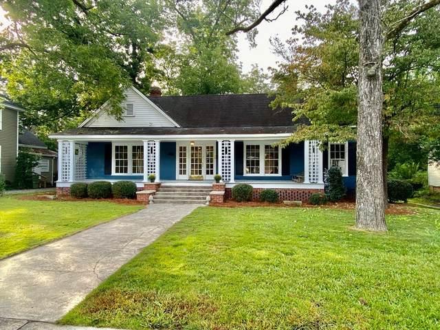 209 W Hall Street, Thomson, GA 30824 (MLS #476099) :: For Sale By Joe | Meybohm Real Estate