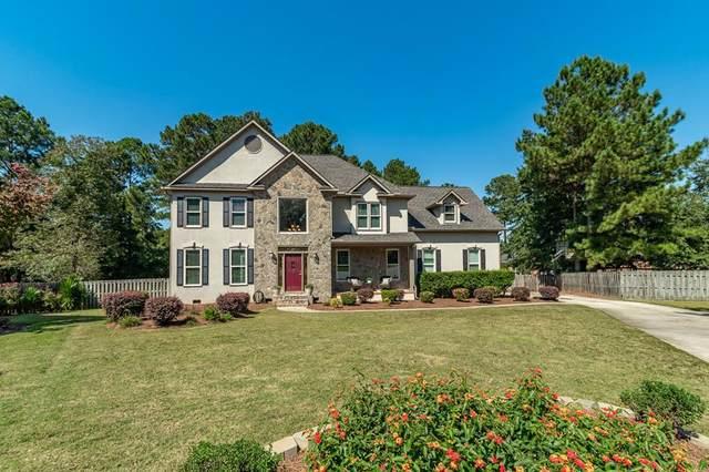4487 Woodberry Court, Evans, GA 30809 (MLS #476122) :: McArthur & Barnes Group   Meybohm Real Estate
