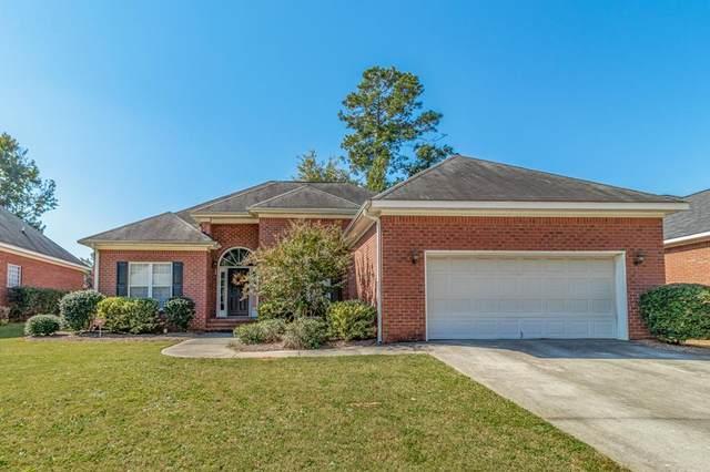 4733 Park Ridge Court, Evans, GA 30809 (MLS #476132) :: Southeastern Residential