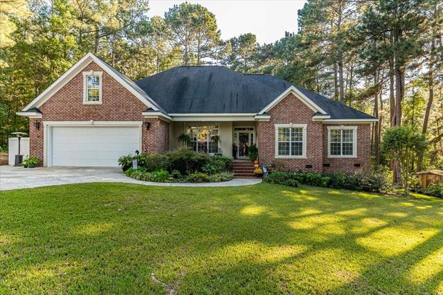 1 Curry Court, North Augusta, SC 29860 (MLS #476158) :: Southeastern Residential
