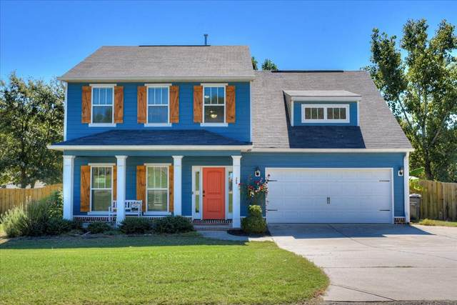 309 Foxchase Circle, North Augusta, SC 29860 (MLS #476162) :: Southeastern Residential