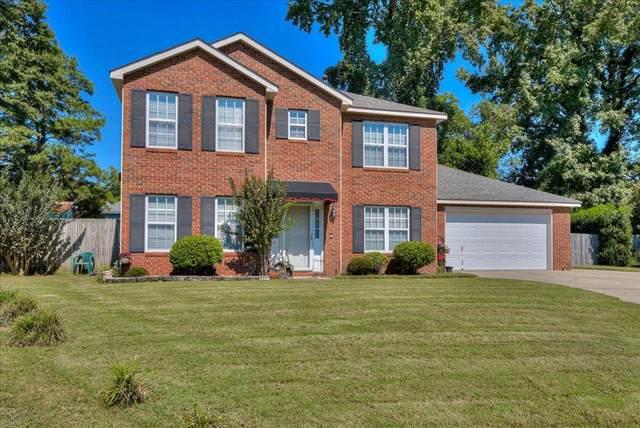 4553 Crown Mill Court, Martinez, GA 30907 (MLS #476170) :: Melton Realty Partners