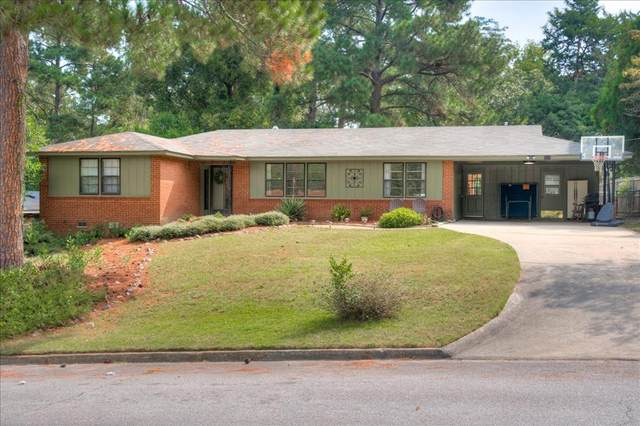 510 Arnlee Way, Augusta, GA 30909 (MLS #476200) :: Southeastern Residential