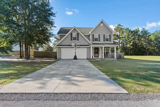 1146 Blue Spruce Drive, Graniteville, SC 29829 (MLS #476202) :: Melton Realty Partners