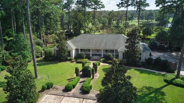 210 Pine Knoll Lane, Edgefield, SC 29824 (MLS #476262) :: Fabulous Aiken Homes