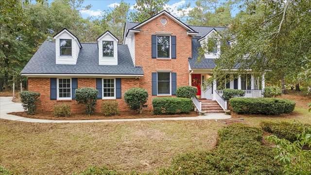 1407 Woodbine Road, Aiken, SC 29803 (MLS #476349) :: Southeastern Residential
