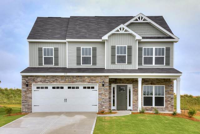 1294 Gregory Landing Drive, North Augusta, SC 29860 (MLS #476352) :: Southeastern Residential