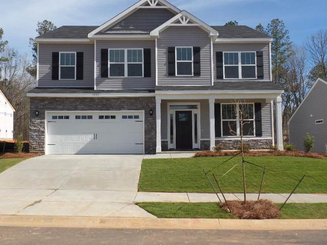 1300 Gregory Landing Drive, North Augusta, SC 29860 (MLS #476354) :: Southeastern Residential
