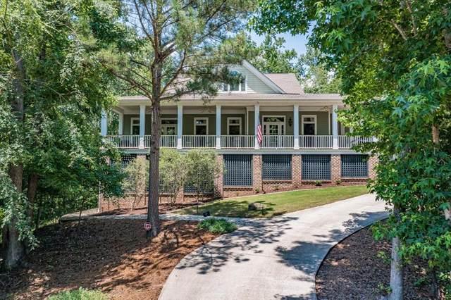 405 Saint Johns Drive, North Augusta, SC 29860 (MLS #476355) :: Southeastern Residential